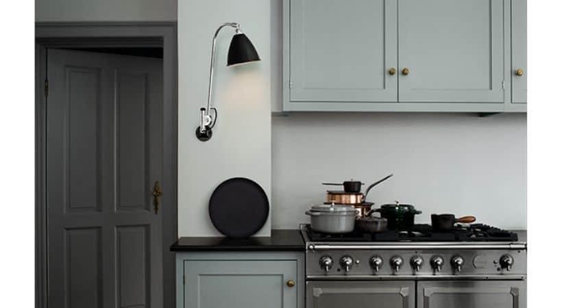 Væglampe til køkken - Bestlite