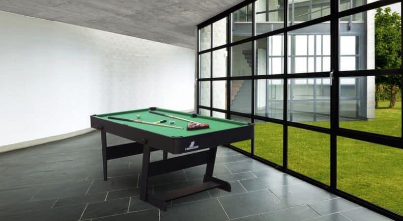 Foldbart poolbord
