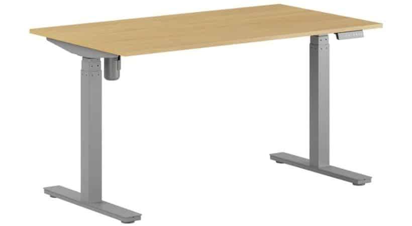 Stort skrivebord - ELJ Up & Down One