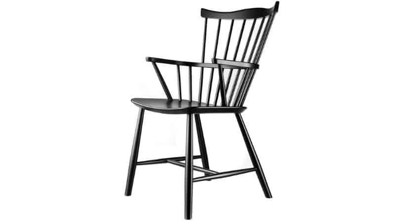 Børge Mogensen spisebordsstole i træ