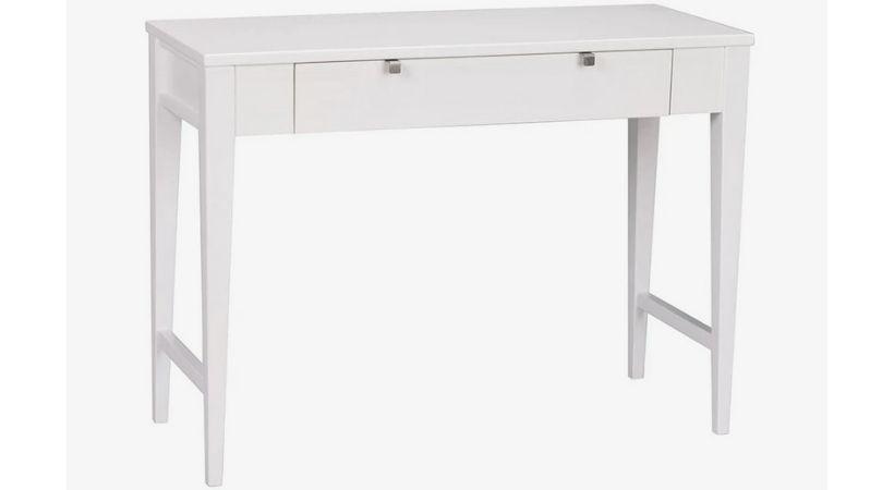 Hvidt konsolbord