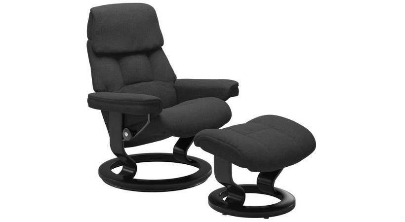 Recliner stol - Lænestol med behagelig liggefunktion