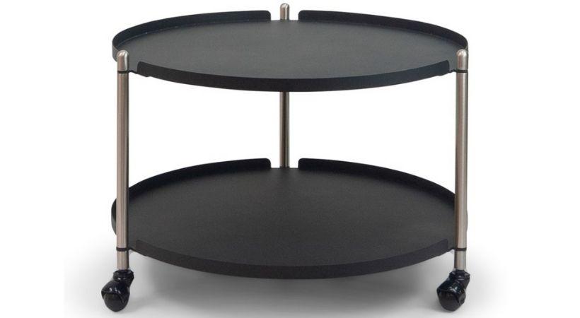 Sofabord med hjul - Halle