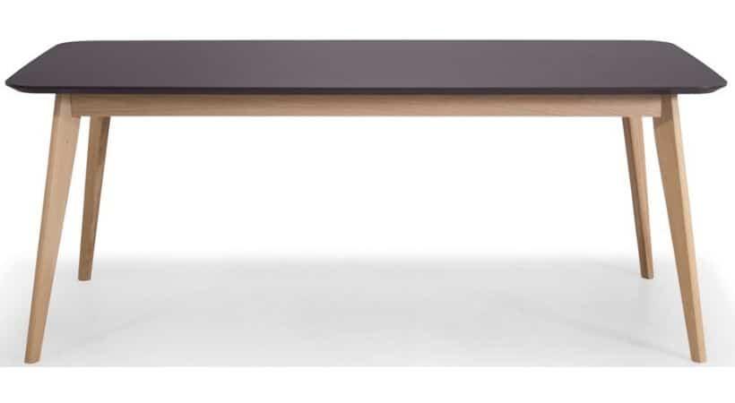 Spisebord i linoleum (linoleumsplade)
