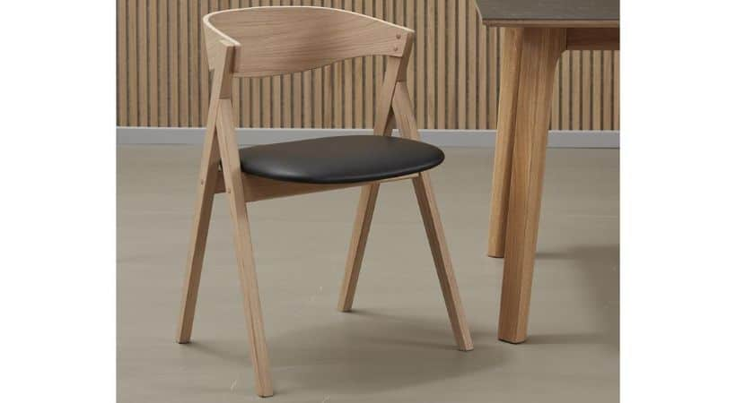 Spisebordsstole i dansk design