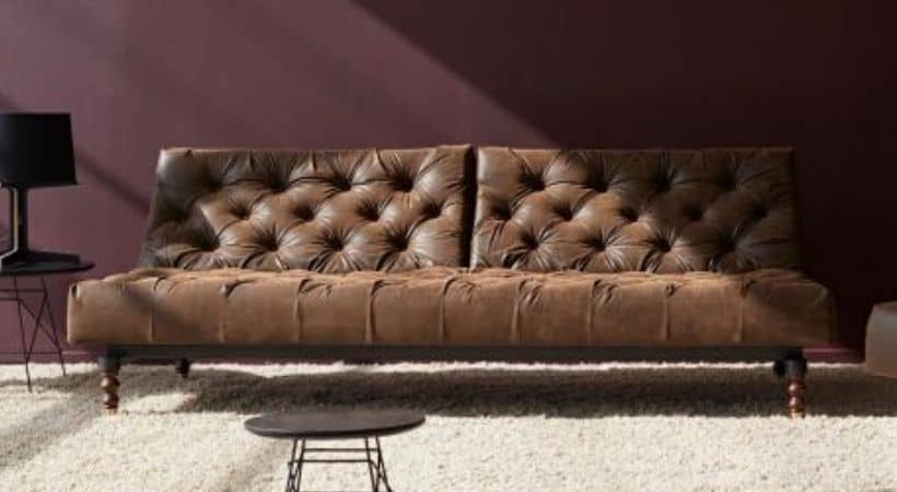 Chesterfield daybed / sofa