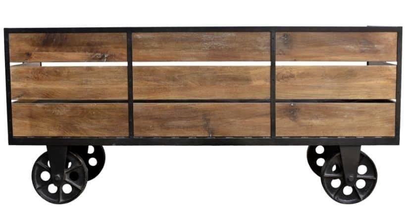 Daybed med hjul - Unikt design