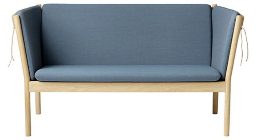 Erik Ole Jørgensen sofa - Blå sofa designet for FDB