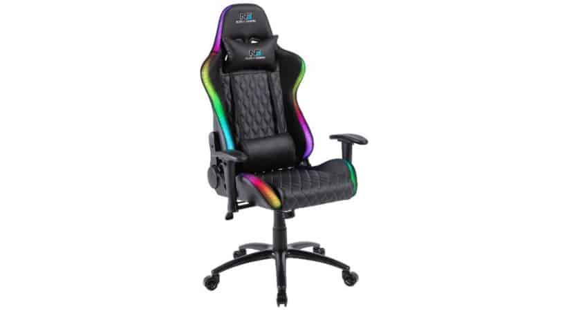 Gamer-stol - Nordic Gaming Blaster RGB