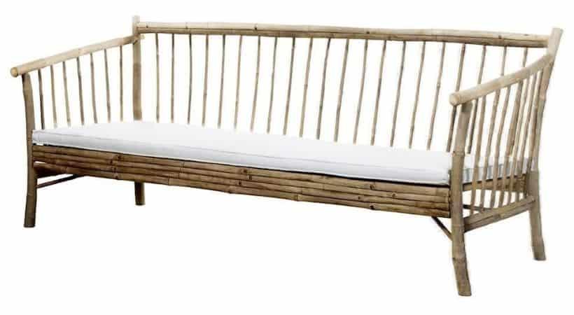 Sofa i bambus - Tine K