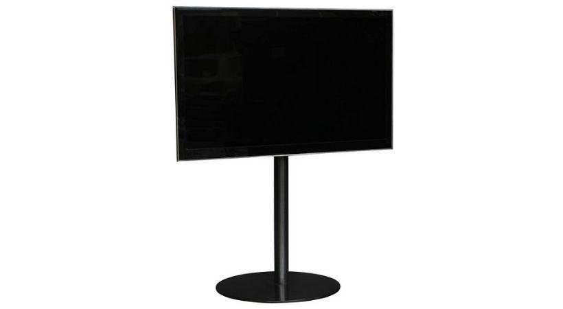 Sort universal TV-stand - Drejbar