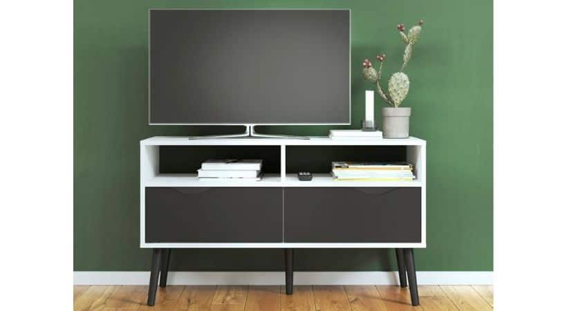 TV-bord med skuffer - Delta (ca. 100 cm)