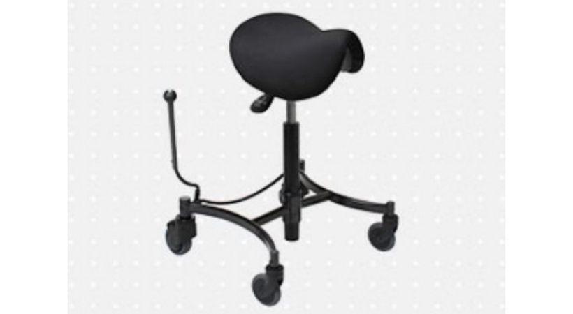 VELA arbejdsstol - Med bremse