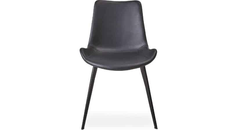 spisebordsstole i kunstlæder - Hype