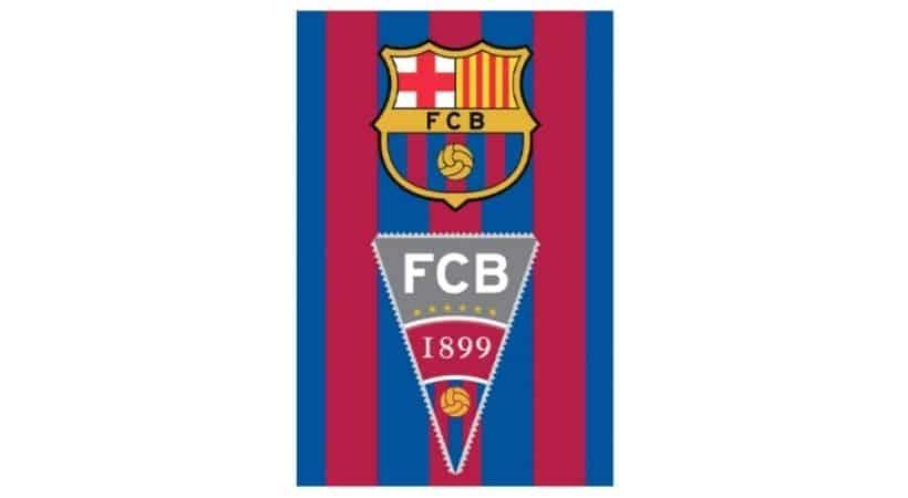 Barcelona håndklæde