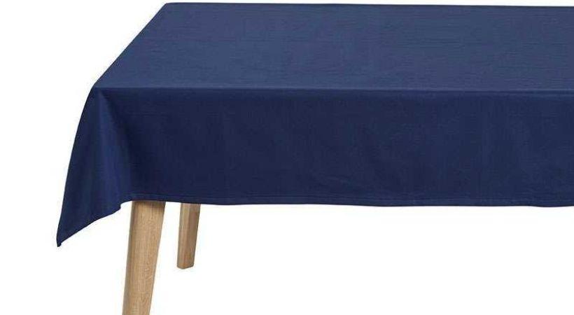 Blå stofdug - Ari