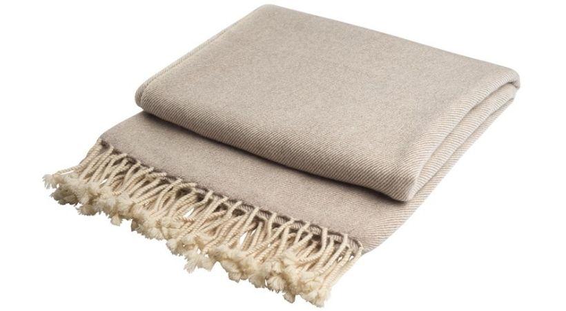 Cashmere plaid