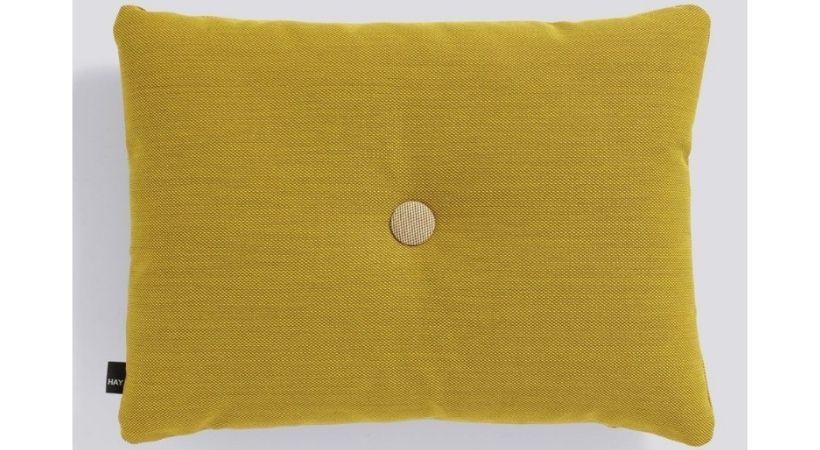 HAY Dot sofapude - Gul