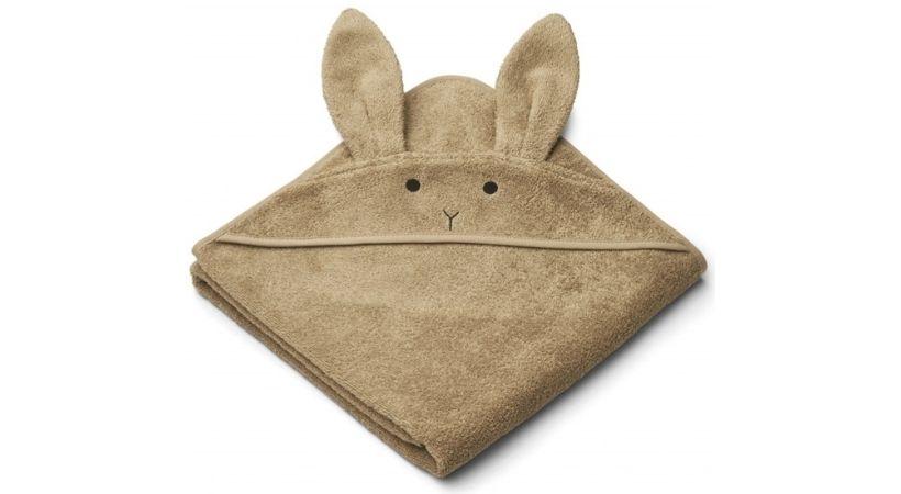 Håndklæde med hætte - Liewood