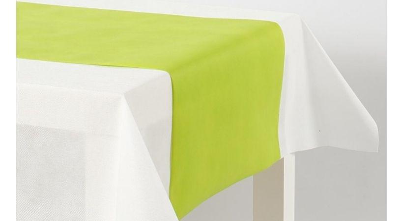 Limegrøn bordløber