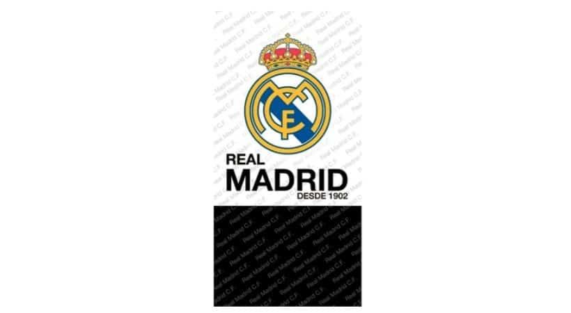 Real Madrid håndklæde