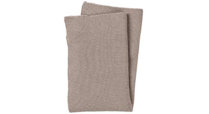 Strikket håndklæde - Broste Copenhagen