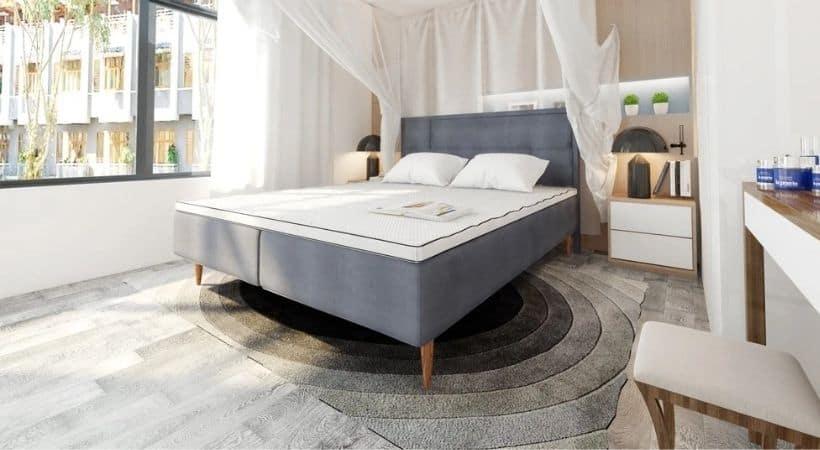 Norland Luksus - kvalitets boxseng for ideel komfort