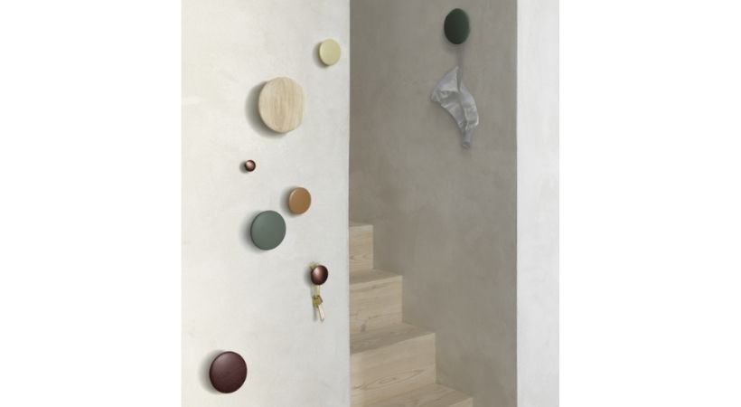 Runde Muuto The Dots knager