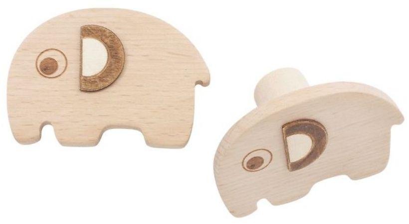 Sebra knager - Elefant