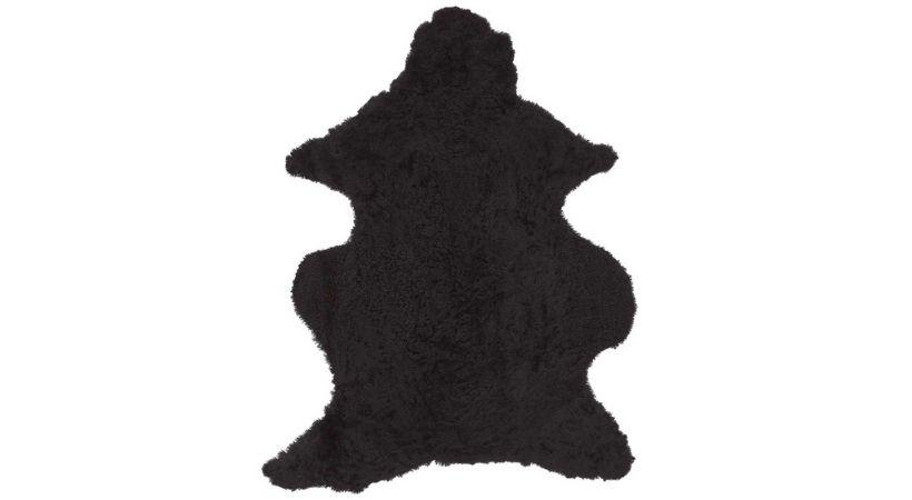 Stort dobbeltsidet lammeskind - Korthåret