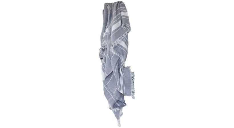 Hamam badehåndklæde - Stribet