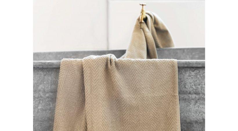 Økologisk badehåndklæde - Luksus