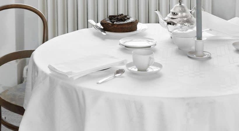 Juledug til rundt bord - Georg Jensen