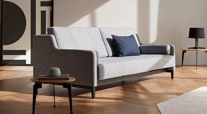 Kvalitets sovesofa med god sovekomfort - Hermod