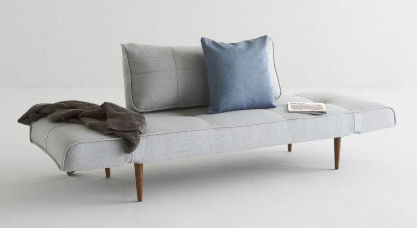 Smart og enkel daybed sovesofa - Zeal