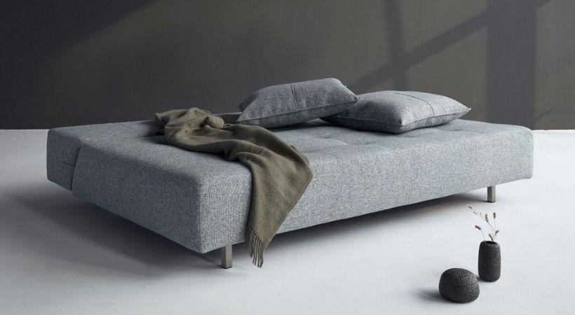 Smuk og moderne sengesofa til stuen - Long Horn