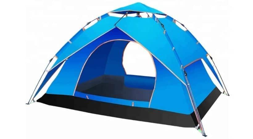 Billigt iglo-telt til 4 personer - Pop-up