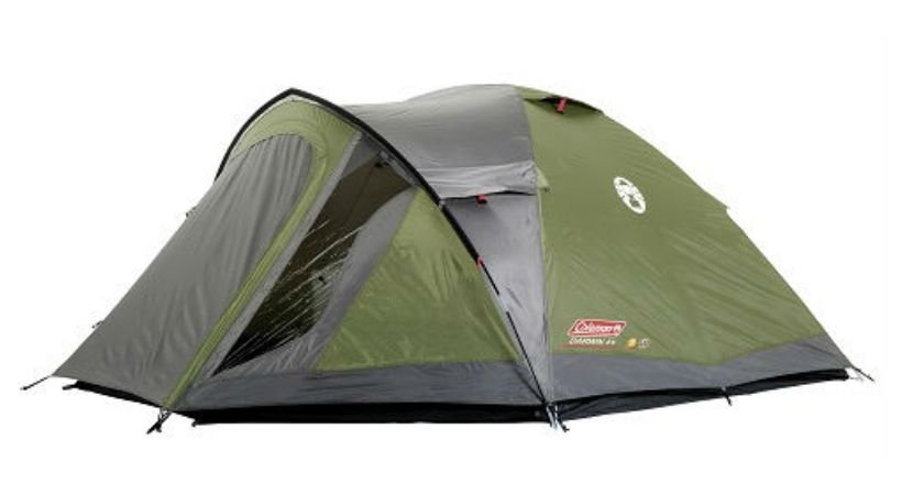 Coleman telt - Kompakt telt til 3 personer