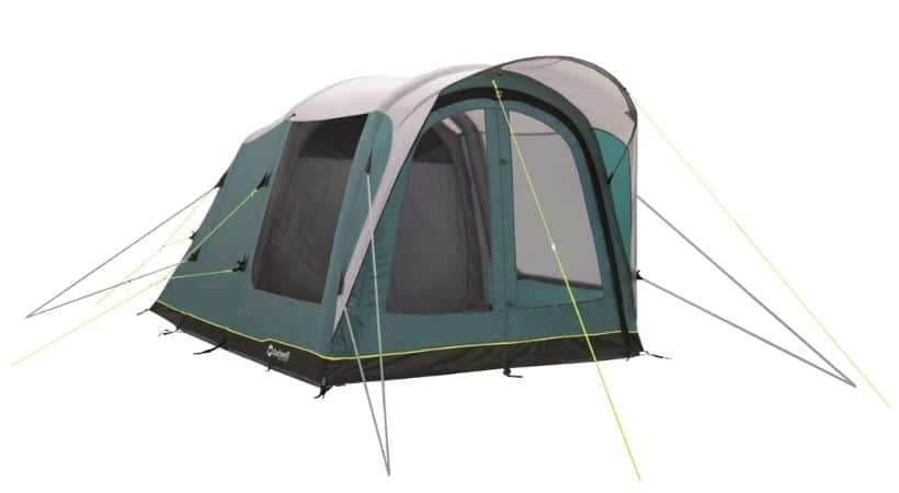 Lufttelt - Oppusteligt telt fra Outwell