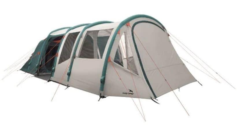 Easy Camp Arena Air 6-mandstelt - Rummeligt campingtelt