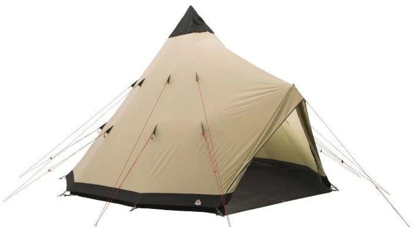 Kæmpe Tipi-telt med ståhøjde - Robens