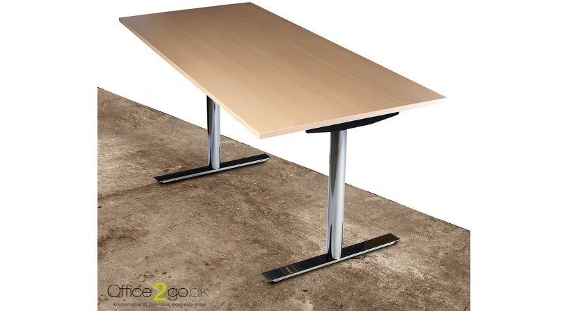 Kvalitets hæve-sænkebord med mange valgmuligheder - InLine