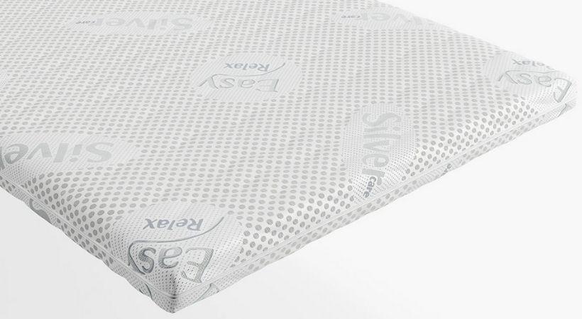 Kølende topmadras i latex-køligt gel - FloatGel