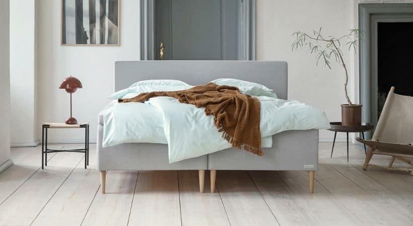 Prestige Box - Solid dansk seng med 25 års garanti