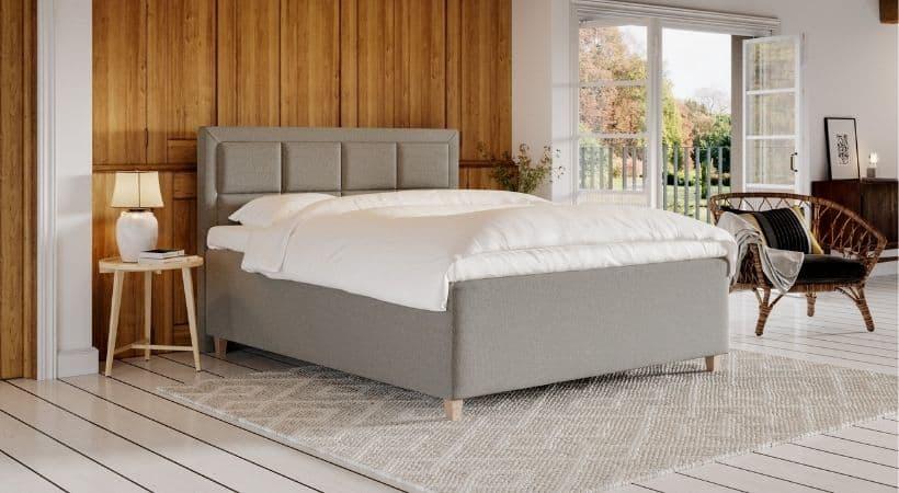 Solveig - Simpel seng i de bedste materialer
