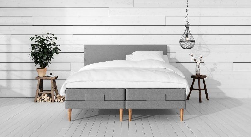Yrla - Højkvalitets hæve-sænke seng