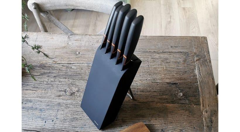 Fiskars Edge knivsæt - 5 knive
