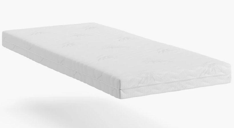 Foam Lux - Behagelig madras i komfortskum med bambus-betræk