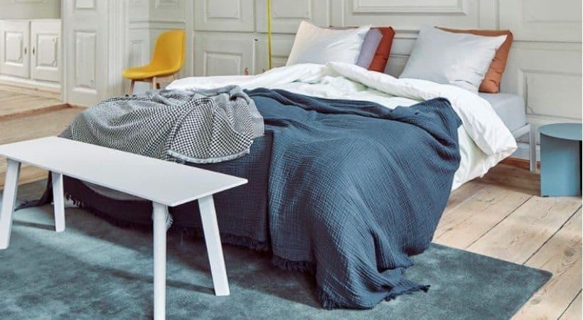 HAY sengeramme - Connect Bed
