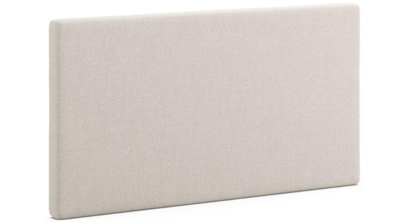 Haven - Elegant beige sengegærde til din væg